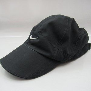 Nike Dri-Fit Featherlight Black Strapback Hat